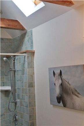 Truro, Corn Hill, Castle Road Area Cape Cod vacation rental - Top floor bathroom, full
