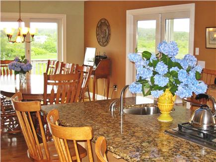 Truro Cape Cod vacation rental - Kitchen / Dining Room