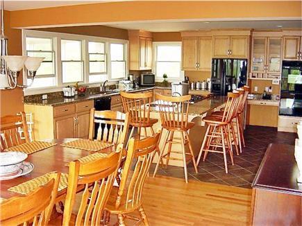 Truro Cape Cod vacation rental - Kitchen (opposite view)