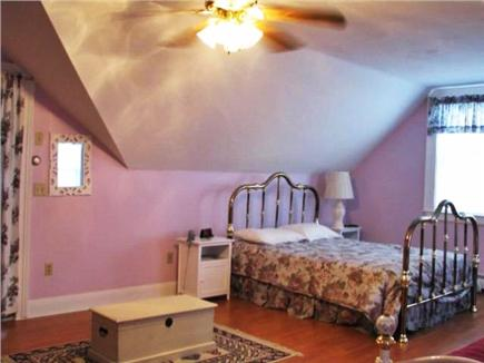 West Dennis Cape Cod vacation rental - Private Master Bedroom Suite w/full bath & Jacuzzi Tub