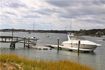 West Dennis Cape Cod vacation rental - Dock
