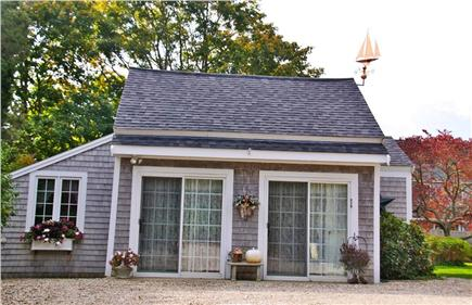 West Dennis Cape Cod vacation rental - Front view of Carriage House