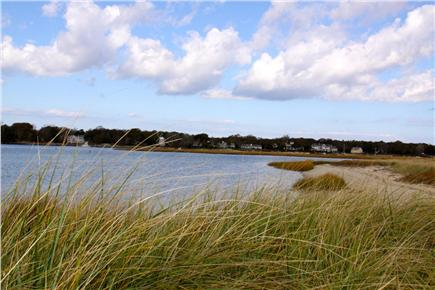 West Dennis Cape Cod vacation rental - Beach on Bass River just 1/10 mile away