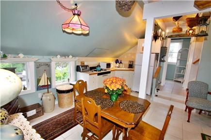 West Dennis Cape Cod vacation rental - Kitchen & Dining Room