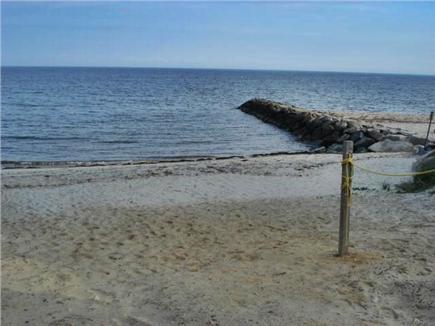 Dennisport Cape Cod vacation rental - Depot St  Beach, just a few steps away