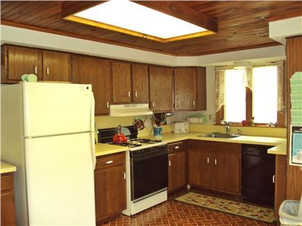 Dennisport Cape Cod vacation rental - Bright and cheery modern kitchen