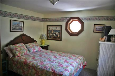 Dennisport Cape Cod vacation rental - Captian's Quarters with Queen bed & private 1/2 bath on1st floor