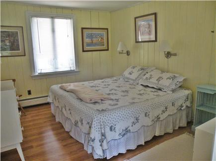 Harwich Port Cape Cod vacation rental - One of the bedrooms with king bed - can be separated