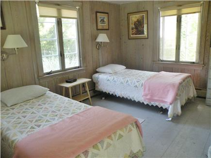 Harwich Port Cape Cod vacation rental - One of the twin bedrooms