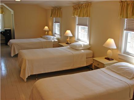 East Orleans Cape Cod vacation rental - Perfect for kids – three twin beds upstairs with full bath