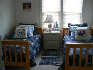 Dennisport Cape Cod vacation rental - Third bedroom