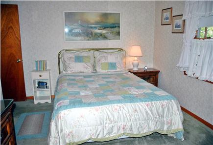 South Dennis Cape Cod vacation rental - Large master bedroom with queen bed, two dressers