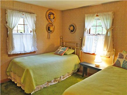 South Dennis Cape Cod vacation rental - Charming twin bedroom, two twin beds, dresser
