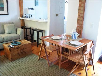 New Seabury, Mashpee New Seabury vacation rental - Galley kitchen, breakfast table