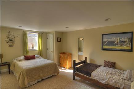 Brewster Cape Cod vacation rental - Third bedroom in newly finished basement