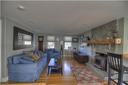 Brewster Cape Cod vacation rental - Relax in our spacious and inviting living room