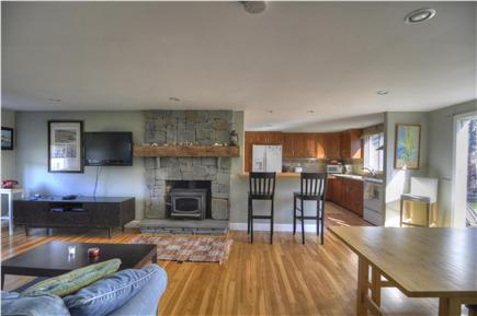 Brewster Cape Cod vacation rental - Enjoy our open floor plan
