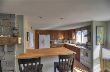 Brewster Cape Cod vacation rental - Sparkling new kitchen fully loaded with all the amenities