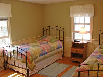 South Yarmouth Cape Cod vacation rental - Spacious bedroom with two twins