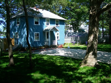 Wareham MA vacation rental - House from street view