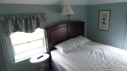 Wareham MA vacation rental - 1st bedroom - Queen Bed with HD TV.