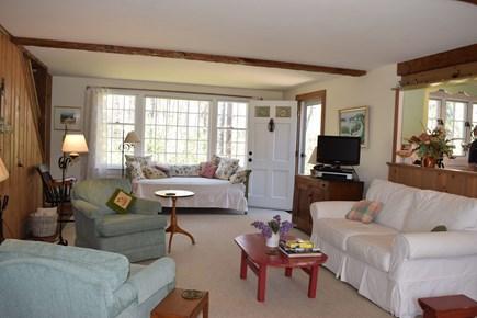 Centerville, Bordering West Hyannisport  Centerville vacation rental - Living room