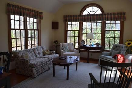 Centerville, Bordering West Hyannisport  Centerville vacation rental - Den off Master Bedroom - looks south