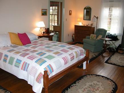 Centerville, Bordering West Hyannisport  Centerville vacation rental - Master Bedroom - on first floor off the Living room