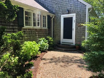 Centerville, Bordering West Hyannisport  Centerville vacation rental - Front door