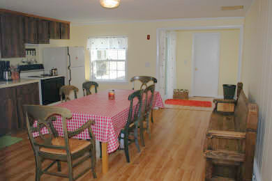 Mashpee, Popponesset Beach House Cape Cod vacation rental - Roomy kitchen