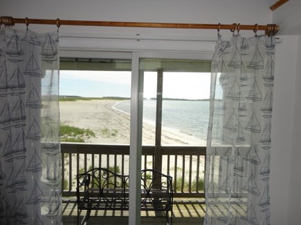 Hyannis Cape Cod vacation rental - View from bed!