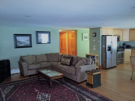 East Dennis Cape Cod vacation rental - Open floor plan