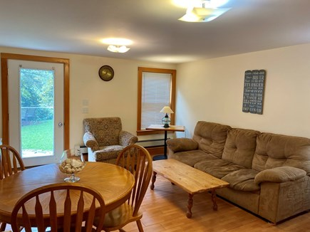Dennis Cape Cod vacation rental - Downstairs living room