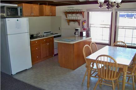 Dennisport Cape Cod vacation rental - Fully equipped kitchen w/ microwave, coffee maker