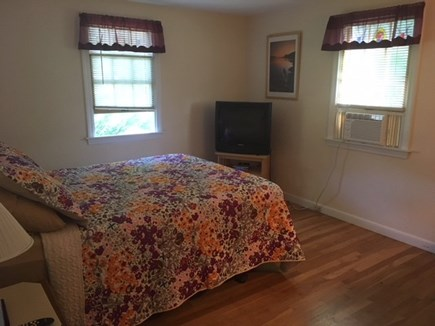West Yarmouth Cape Cod vacation rental - Master Bedroom (Queen Bed)