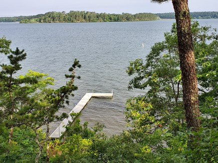 Harwich Cape Cod vacation rental - Private dock & mooring available.