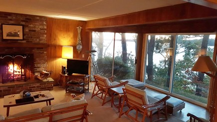 Harwich Cape Cod vacation rental - 180+ Degree water views of the Cape's largest 3 mile long lake