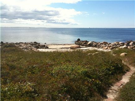 Bourne Cape Cod vacation rental - Beach and Path