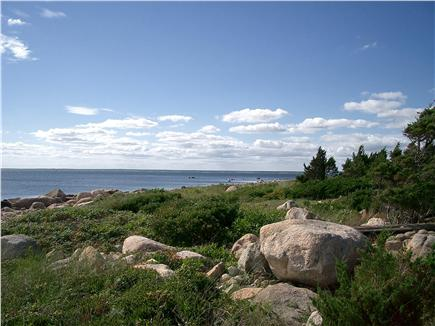 Bourne Cape Cod vacation rental - Shoreline