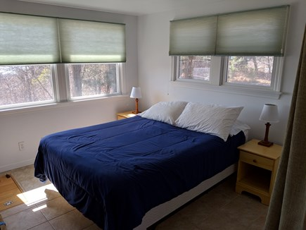 Bourne, Cataumet, Scraggy Neck Cape Cod vacation rental - 4th Bedroom with queen size bed.