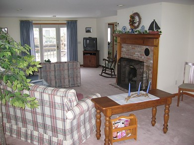 Chatham, MA Cape Cod vacation rental - Large Living Room for Relaxing