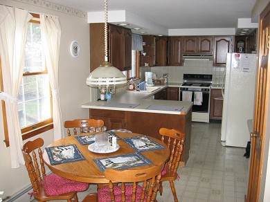 Chatham, MA Cape Cod vacation rental - Eat in Kitchen