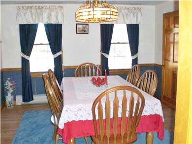 Chatham, MA Cape Cod vacation rental - Formal Dining Room