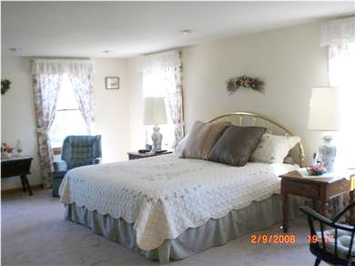 Chatham, MA Cape Cod vacation rental - Master BR with Private Master Bath