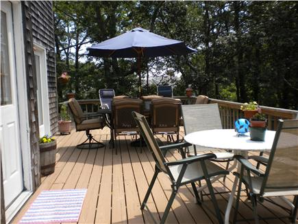 Chatham, MA Cape Cod vacation rental - Deck