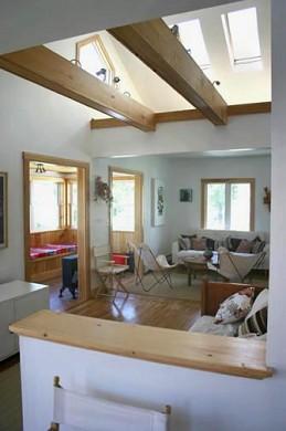 Hull MA vacation rental - Living Room