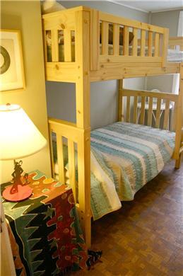 Hull MA vacation rental - Bunk room