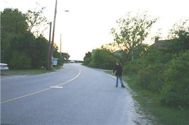 Hull MA vacation rental - Road-Rollerblading