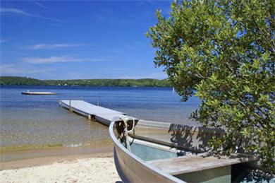 Harwich Cape Cod vacation rental - The beach is at your front door