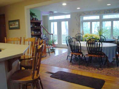 Harwich Cape Cod vacation rental - Open and spacious sunlit living
